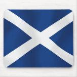 Flag of Scotland Mouse Pad