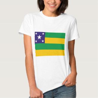 Flag of Sergipe T Shirt
