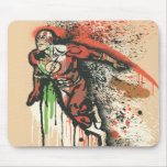 Flash - Twisted Innocence Poster Colour Mouse Pad