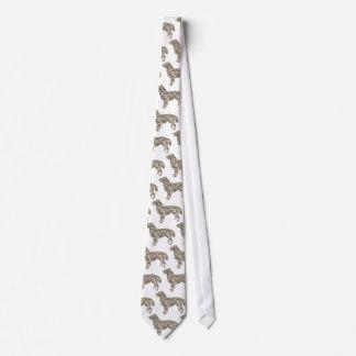 Flat-Coated Retriever Tie