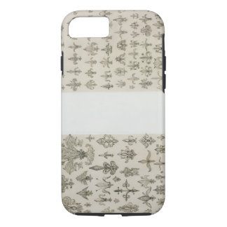 Fleur de Lys designs from every age and from all a iPhone 7 Case