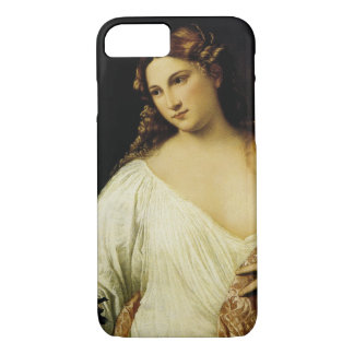 Flora, by Titian iPhone 7 Case