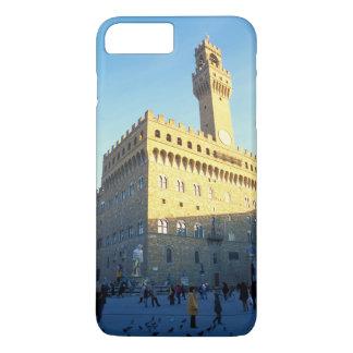Florence - Piazza della Signoria iPhone 7 Plus Case