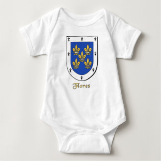 Flores Family Shield Infant Creeper