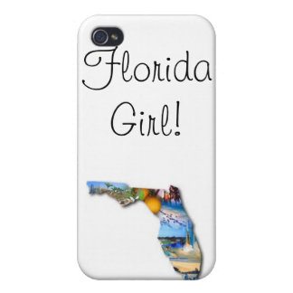 florida girl iPhone 4/4S cover