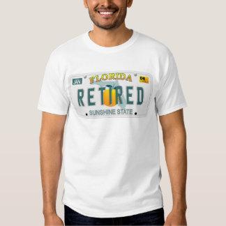 Florida retired tshirt