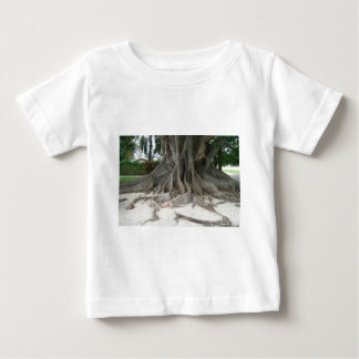 Florida State Champion Mysore Fig Tree Roots Tee Shirt