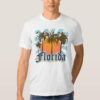 Florida The Sunshine State USA Tees