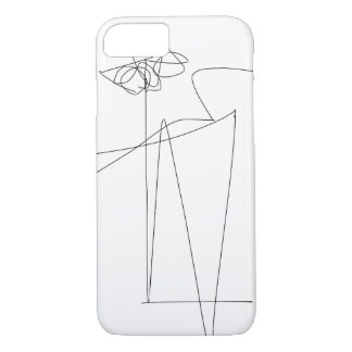 Flower and Dance iPhone 7 Case