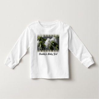 flower blossom, Daddy's Baby Girl T-shirts