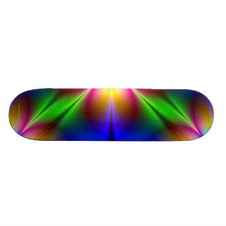 Flower of Neon Power Cool Bro/Guy/Little Brother Skateboard Decks