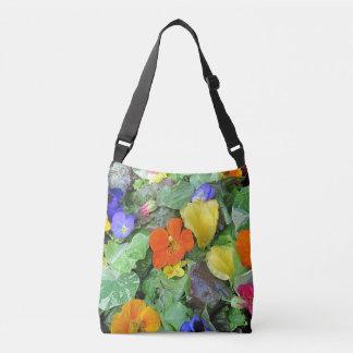 Flower Salad Tote Bag