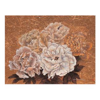 Flowering Shrubs Postcard