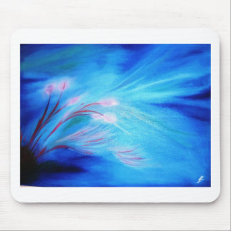Flowers under the water - Beginning of Spring Mouse Pad
