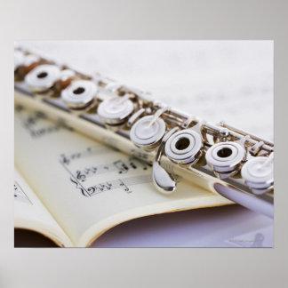 Flute 2 poster