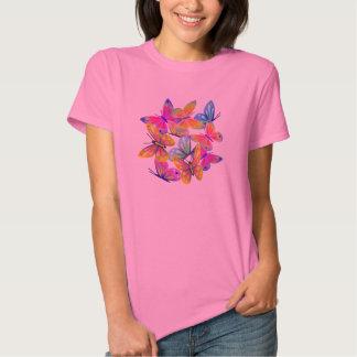 Flutter of Butterflies T Shirt
