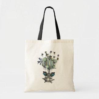 Flutter Time 2 Budget Tote Bag