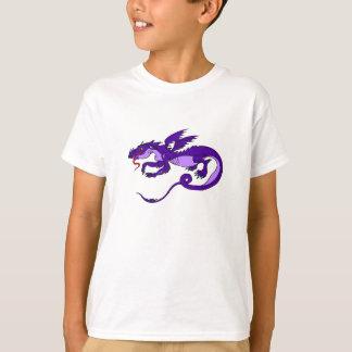 Flying Purple Dragon Shirts