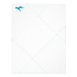 Folding sheet Doggenbrief 21.5 Cm X 28 Cm Flyer