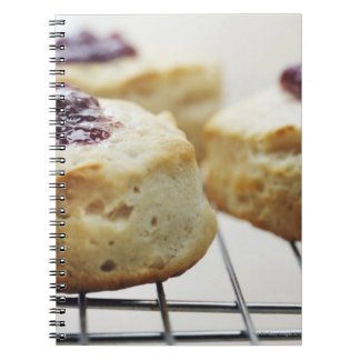 Food, Food And Drink, Buttermilk, Biscuit, Notebook