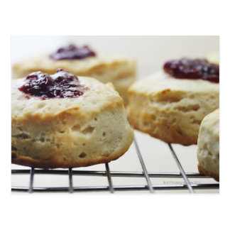 Food, Food And Drink, Buttermilk, Biscuit, Postcard