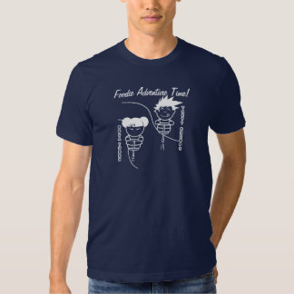 Foodie Adventure Time Tshirts