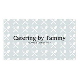 FOODIE PATTERN No. 2 Business Card