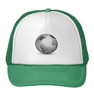 Football Globe_2 Cap