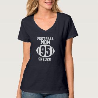 Football Mom 95 T-shirts