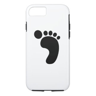 Footprint Pictogram iPhone 7 Case