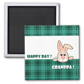 For Grandfather on Father's Day Gift Magnets