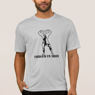 Forged in Iron Tshirt