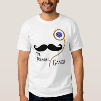 Formal Gamer Men's T-shirt