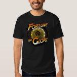 Fortune and glory staff head tshirts