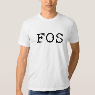 FOS - Freedom of Speech T Shirt