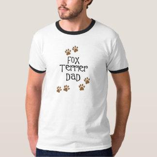 Fox Terrier Dad Tees