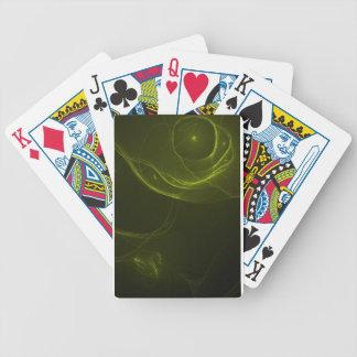 fractal-128-ut bicycle poker deck