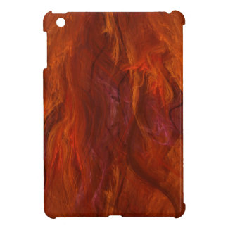 fractal-fire iPad mini cases