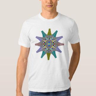 fractal star t shirts