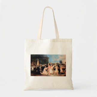Francisco de Goya - Geissler procession Budget Tote Bag