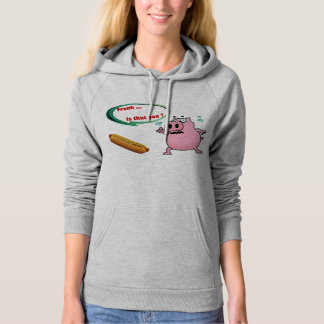 Frank, is that you? Funny Pork BBQ hoodie design