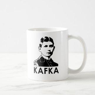 Franz Kafka Basic White Mug