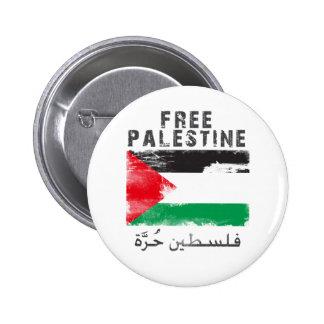 Free Palestine shirt 6 Cm Round Badge