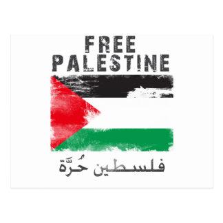 Free Palestine shirt Postcard