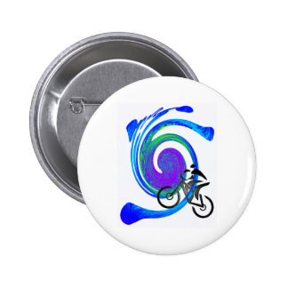FREE THIS MOTION 6 CM ROUND BADGE