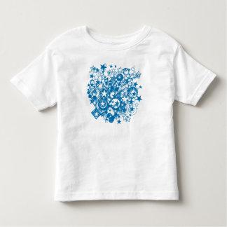 Freedom Firecracker Kids Blue / White T-Shirt