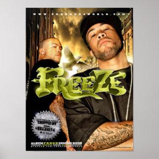 Freeze Poster (18x24)