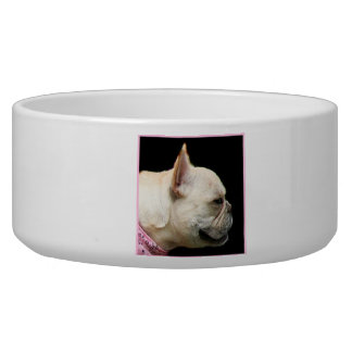 French Bulldog Pet Food Bowl