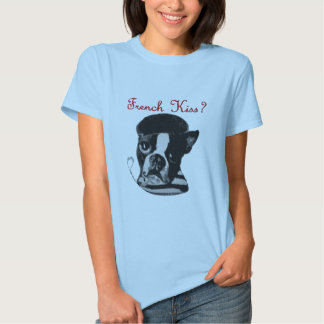 FRENCH KISS? T-SHIRT
