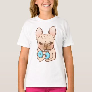 Frenchie Can Do It With You Shirts